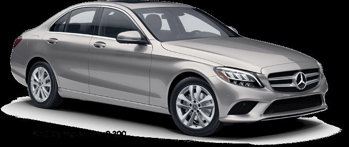 Un Mercedes-Benz C 300 2019