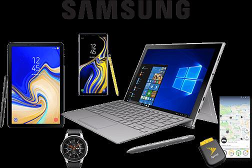 Samsung - Una Galaxy Note9, Tab S4, Galaxy Watch y Galaxy Book2