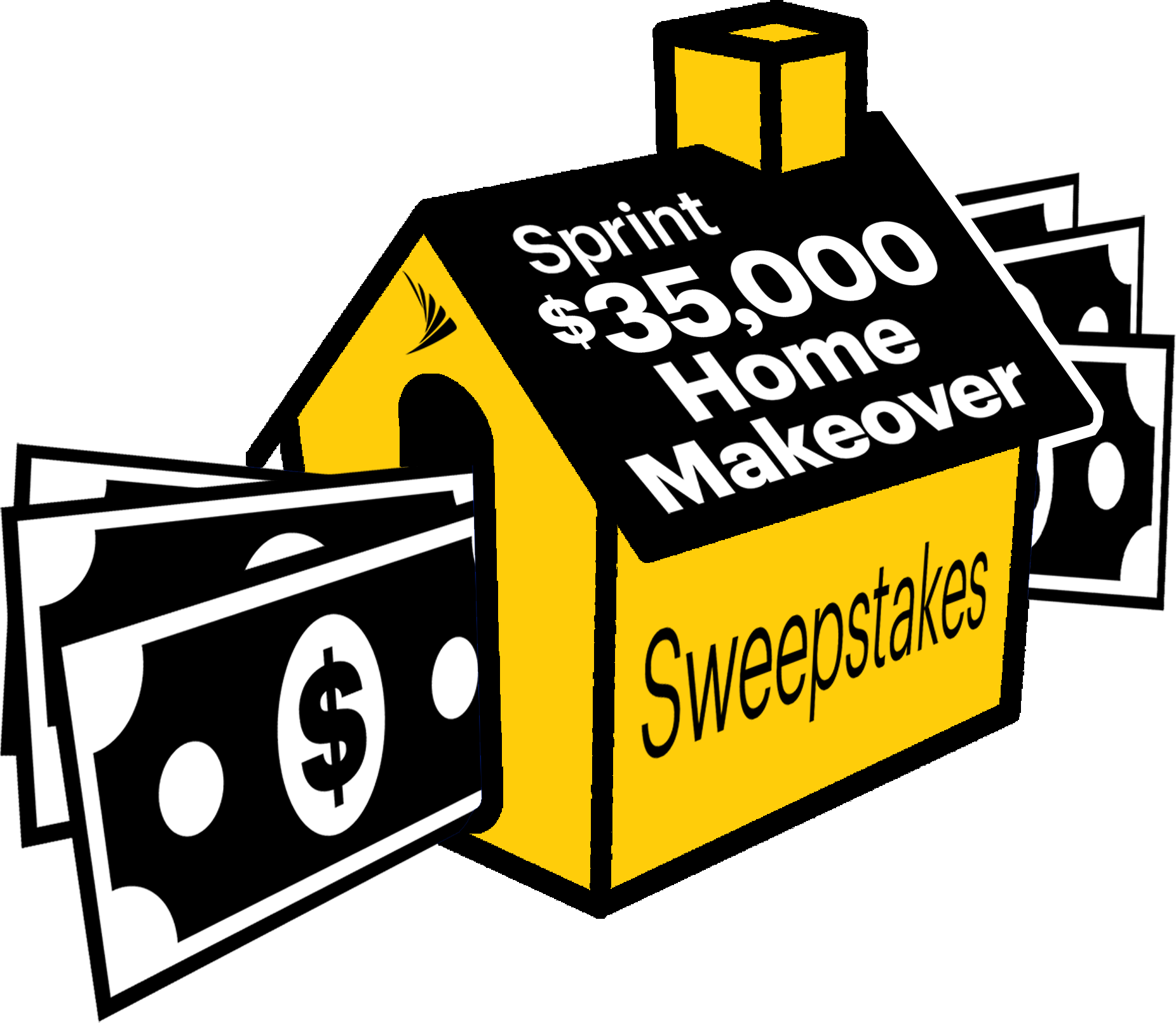 Win with Sprint. Merry & Bright Sweepstakes