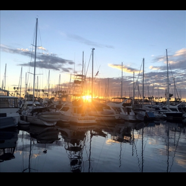 Marina Del Rey Sunset Chill