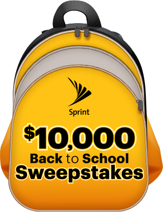 Sprint $35,000 Home Makeover Sweepstakes