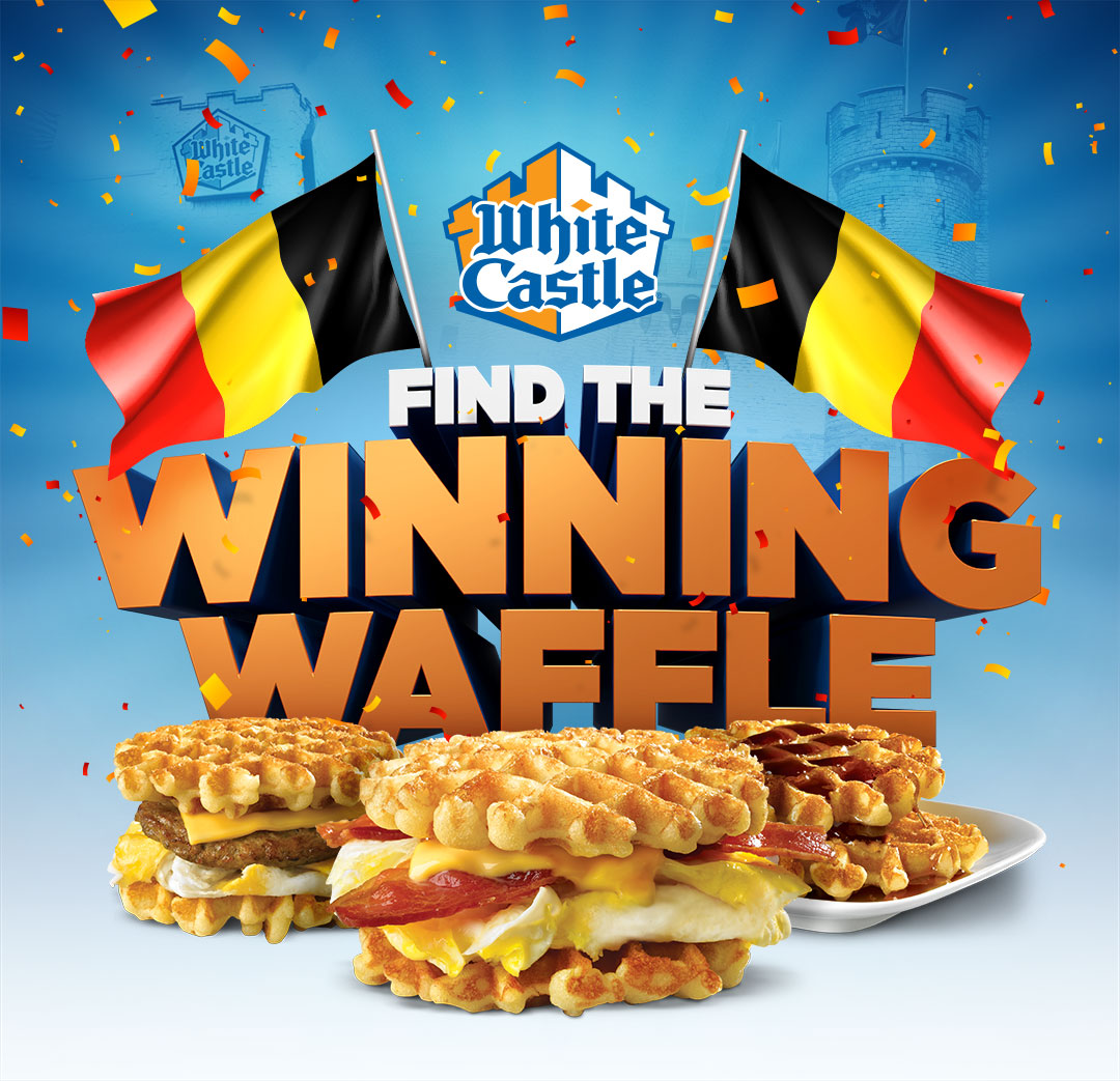Find the Winning Waffle